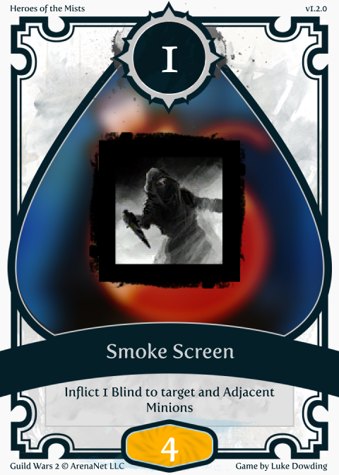 Engineer Skill Guild Wars 2 Card Game