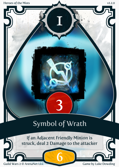 Guardian Skill Guild Wars 2 Card Game