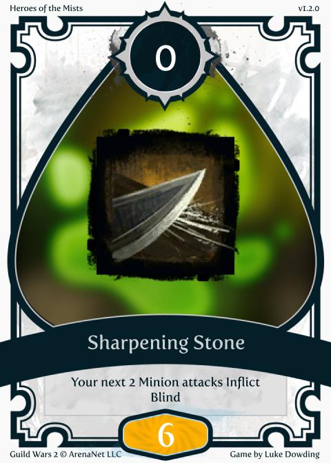 Ranger Skill Guild Wars 2 Card Game