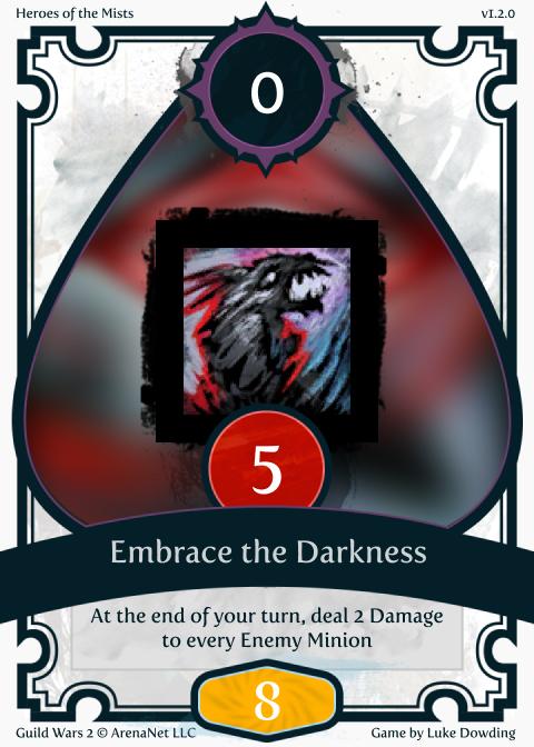 Revenant Skill Guild Wars 2 Card Game