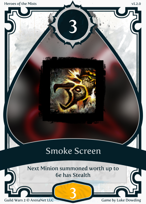 Thief Skill Guild Wars 2 Card Game